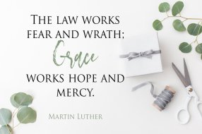 Martin+Luther.+Law+vs+Grace