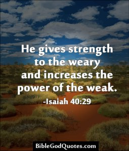 God-Gives-Strength